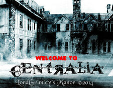Royalty Free Welcome to Centralia CD Haunt Music Halloween Ambient Sound Effects