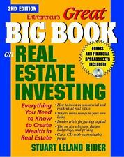 Great Big Book on Real Estate Investing: Everything You Need to Know to Create