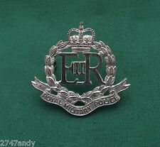 "Royal Military Police ""Officers"" - 100% Genuine British Military Army Cap Badge"
