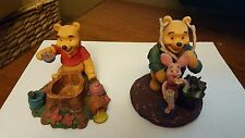 Disney Winnie the Pooh Simply Pooh Figurines - Two