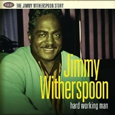 JIMMY WITHERSPOON - HARD WORKING MAN 4 CD  MODERN JAZZ  NEU