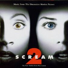 Scream 2 Soundtrack CD NEW Foo Fighters/Nick Cave/Jon Spencer Blues Explosion+