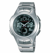 CASIO AQ160WD-1BV Men Sport Analog Digital Watch AQ-160WD-1BV New