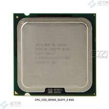 Intel Core 2 Quad Q9505 2.83GHz SLGYY LGA775 Quad Core CPU Working Pull