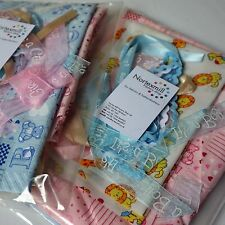 Mixed Baby/Nursery Fabric & Ribbon Remnants Bags