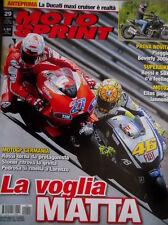 Motosprint 29 2010 La Ducati maxi cruiser è realtà. Germania: Stoner grintoso
