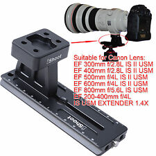 Tripod Mount Ring Stand Quick Release Plate for Canon EF 400mm f/2.8L IS II USM