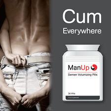 Hombre más semen Voluminizadoras píldora mejorar cum Volumen plena carga, cada uno y cada vez