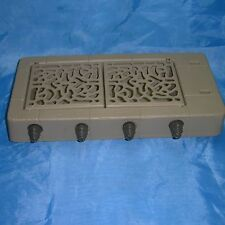 Vintage ROTJ Star Wars Jabba The Hutt THRONE Trap Doors BASE PART Kenner 1983