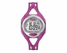 Timex Ironman Womens  Pink Strap Pink Case 50 Lap | Durable Sport Watch T5K759