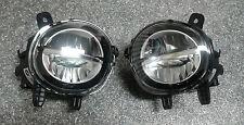 FENDINEBBIA LED destra sinistra Set BMW LCI 1er 3er 4er NUOVO 7315560 7315559