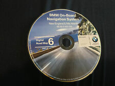 2000 01 BMW X5 740i 740iL 745i NAVIGATION CD 6 CT DE ME MA NH NJ RI VT VA MD NY