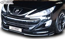 RDX FRONT SPOILER VARIO-X per Peugeot RCZ (2010-2013)
