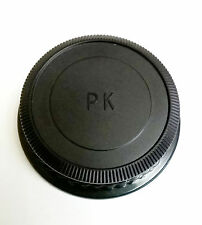 NEW GENERIC PENTAX K FITTING REAR LENS CAP