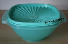 Tupperware Small Classic Servalier Bowl Container 4 Cup Mint New