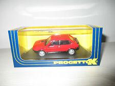 FIAT RITMO ABARTH 125 TC STRADALE 1979 (PK 422) PROGETTOK SCALA 1:43