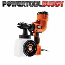 Black & Decker HVLP200 Handheld Paint Spray Gun 400w 240volt*HM*
