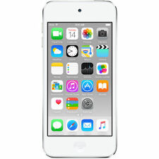 Apple iPod Touch 6th Generation Silver Multi-touch Retina Display (32GB)