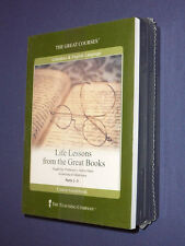 Teaching Co Great Courses DVD     LIFE LESSONS from the GREAT BOOKS   new sealed