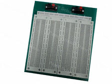 2900 Points PCB Solderless Breadboard Green Base Project Board