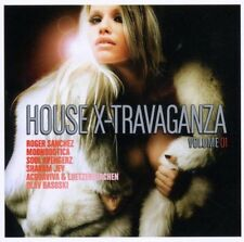 HOUSE X-TRAVAGANZA = Basoski/Gold/Axwell/Martinez/Jey...=2CD= grooves DELUXE!