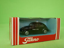 TEKNO 819 VW VOLKSWAGEN  POLIS  IN EXCELLENT CONDITION BOXED