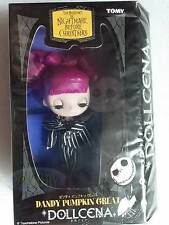 Tomy DOLLCENA Disney Nightmare Before Christmas Dandy Pumpkin Great not Blythe pullip