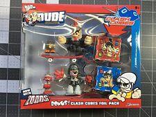 Tech Deck Dude Evolution Clash Cubes  #099 Cluckers #119 Phinger TuT