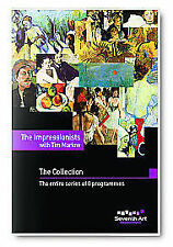 The Impressionists With Tim Marlow - The Collection [1998] [DVD] - DVD