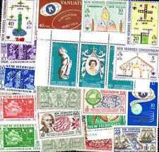 Nouvelle Hébrides et Vanuatu 300 timbres différents