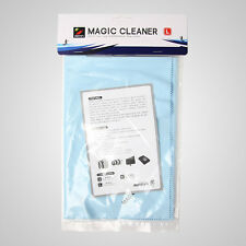 matin M-6323/L Magic Cleaner W360X540mm Made in Korea Lens cleaner Sky Blue