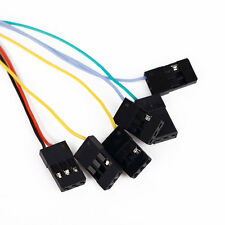 Soft Silicone 6 in 1 CC3D Flight Controller 8 Pin Connection Receiver Cable Port