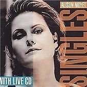 Alison Moyet - Singles / Live (1996)  2CD  NEW/SEALED  SPEEDYPOST