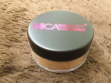 Mineral Foundation Makeup Powder #MF-2 Sandstone Mica Beauty Micabella Micabella