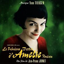 Le Fabuleux Destin d'Amélie Poulain by Yann Tiersen (CD, Aug-2001, EMI Music...