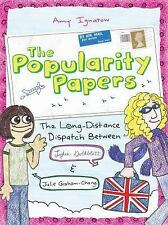 The Popularity Papers: Book Two: The Long-Distance Dispatch Between Ly-ExLibrary