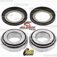 All Balls Steering Stem Bearing Kit For Harley XLH 883 Sportster 35mm Forks 87