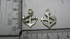 Marine Emblem- Abzeichen von Anno bis Dato aus silberfarbendem  Metall