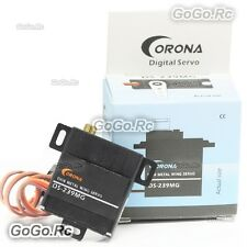 1 Pcs Corona DS-239MG Digital Slim Wing Servo (Metal Gear) 4.6kg / 0.15sec / 22g