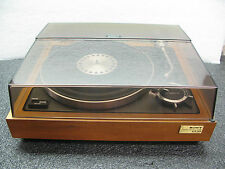 Vintage Sony PS-5520 Belt Drive Turntable System (PS5520) W/RARE QUAD CARTRIDGE