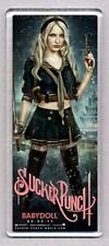 BABYDOLL - SUCKER PUNCH large fridge magnet  - SWEET !