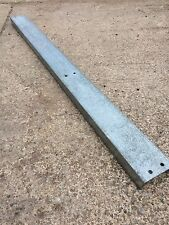 GALVANISED STEEL CHANNEL / MEZZANINE PURLINS / C SECTIONS / FENCE POSTS
