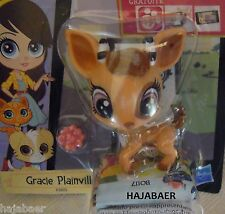 •♥• LITTLEST PET SHOP •♥• GAZELLE ANTILOPE GRACIE PLAINVILLE #3805 ♥ NEU OVP RAR