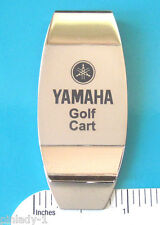 YAMAHA golf cart -  money clip GIFT BOXED