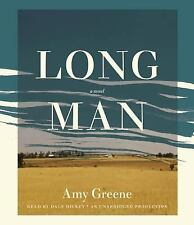 99 CENT AUDIOBOOK Long Man by Amy Greene (2014, CD, Unabridged)