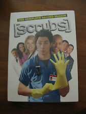 Scrubs - The Complete Second Season (DVD, 2005, 3-Disc Set)