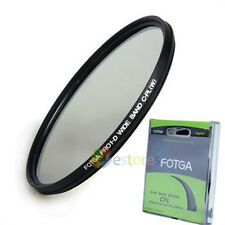 FOTGA 77mm CPL Filter For Canon EF 24-105mm f/4L IS USM Lens 7D 6D 5D3 Camera