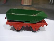 Vintage tinplate Hornby rotary tipper  made by Meccano in England {As is sale}