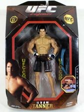 Evan Tanner UFC Legends Action Figure NIB Jakks Pacific UFC 51 MMA NIP