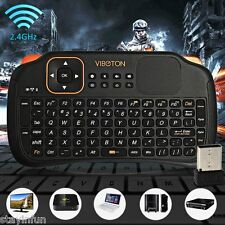 3in1 2.4GHz Wireless Keyboard Air Mouse Remote Control Touchpad For Windows 7